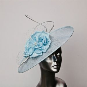 Baby Blue Mother of the Bride hatinator 16441/SD214
